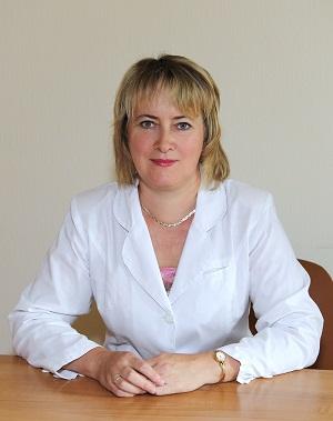 Жукова Елена Валентиновна, Клиническая больница №1